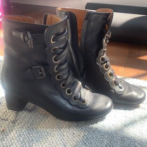 Chloe Orson ankle boots